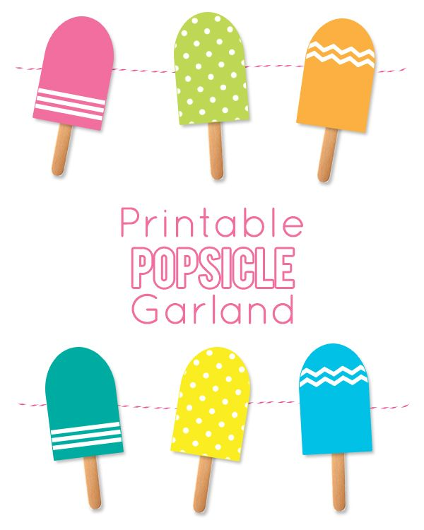 600x750 Best Popsicle Party Ideas Diy Birthday