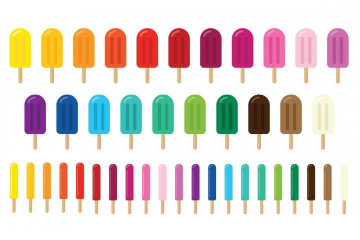 720x479 Popsicles Amp Ice Pops Clip Art Set By Running With Foxes