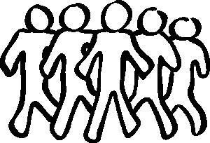 300x204 Population Clip Art Download