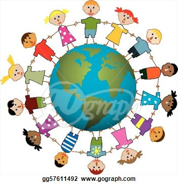 350x362 World Population Clip Art Cliparts