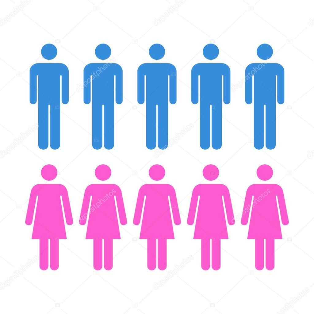 1024x1024 Crowd Clipart Population