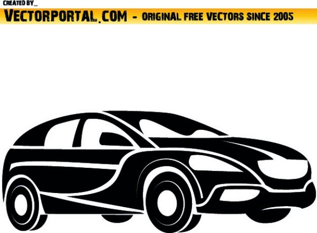 626x461 Car Clipart Vector