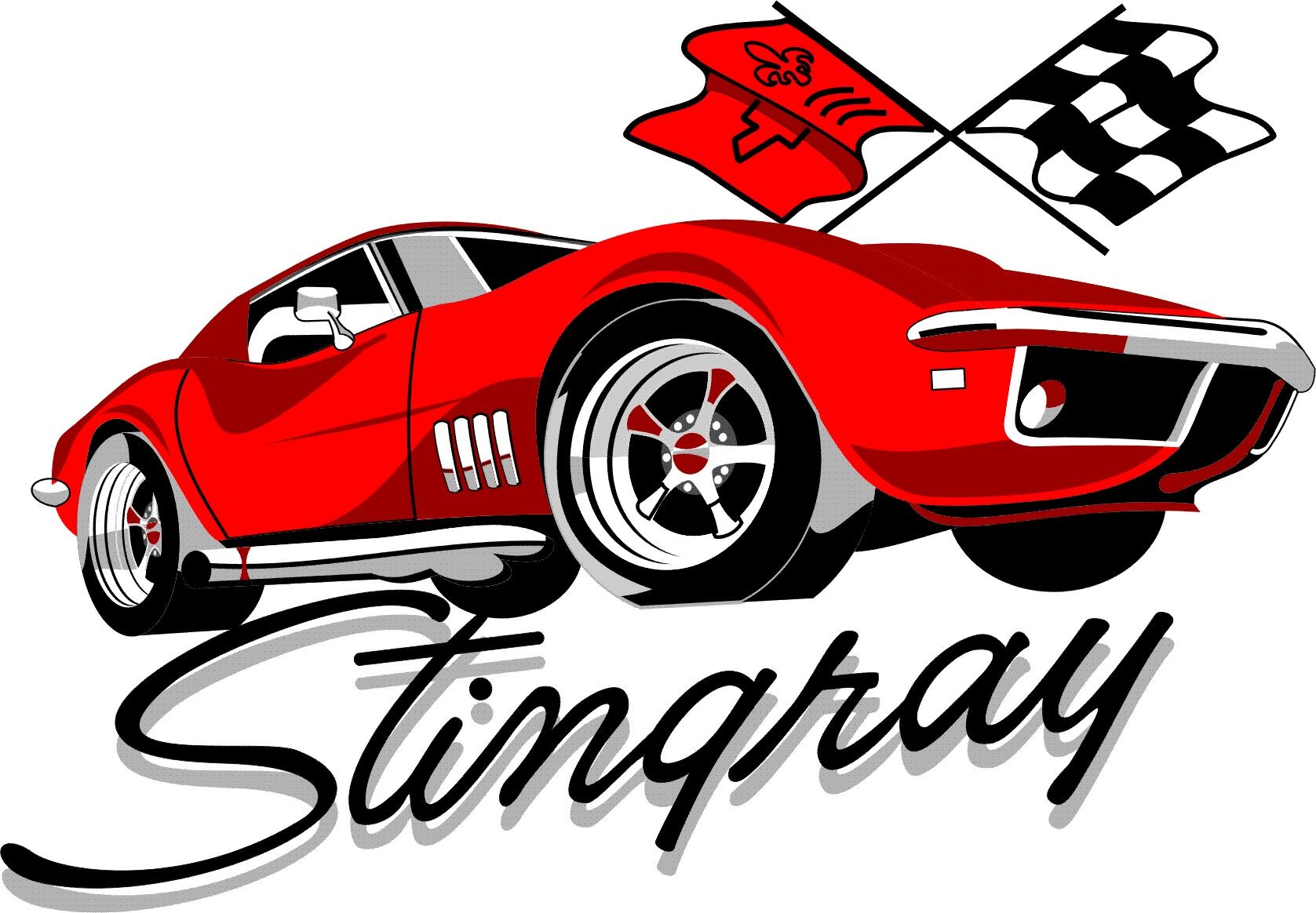 1677x1164 2014 Corvette C7 Stingray Clip Art Cliparts
