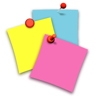 Post It Note Clipart | Free download best Post It Note ...