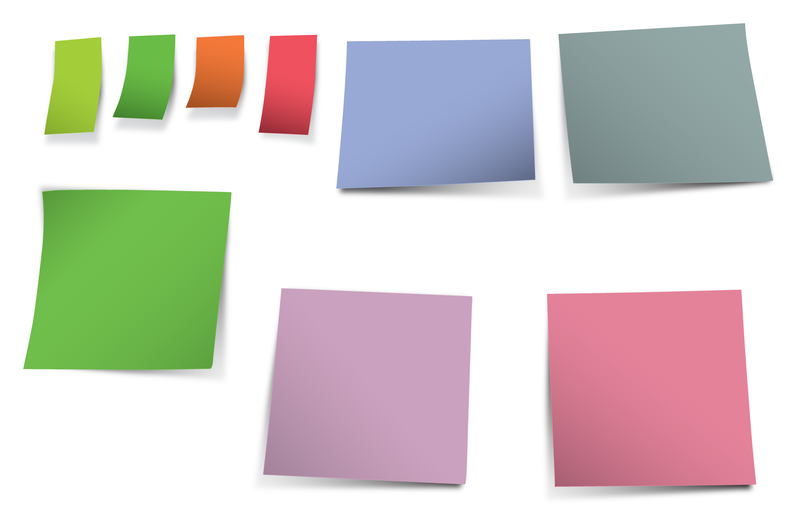 800x528 Post It Vector Graphics To Download