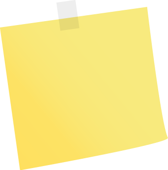 341x346 Sticky Notes Icon Web Icons Png