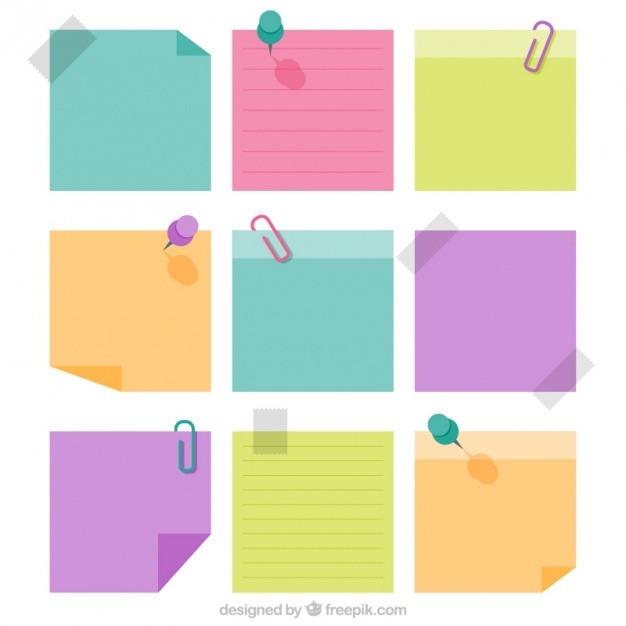 626x626 Sticky Notes Vectors, Photos And Psd Files Free Download