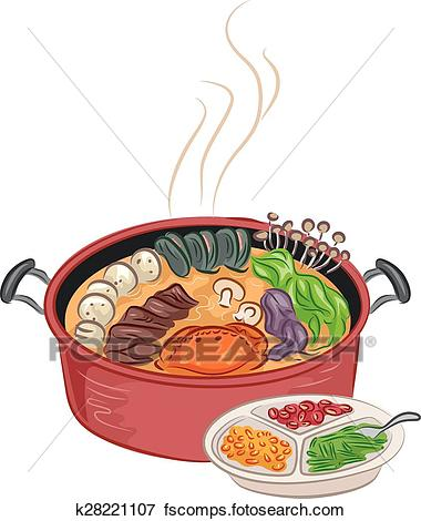 380x470 Soup Pot Clip Art Vector Graphics. 3,188 Soup Pot Eps Clipart