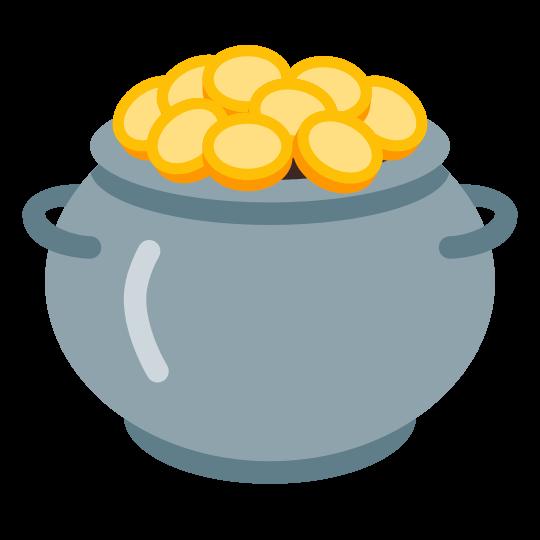 540x540 Gold Pot Icon
