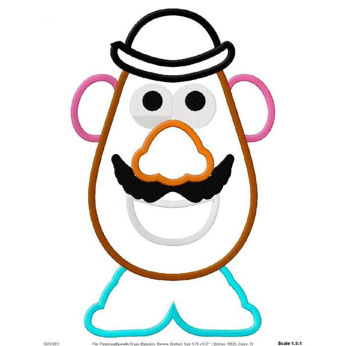 700x700 Potato Clip Art Info 2