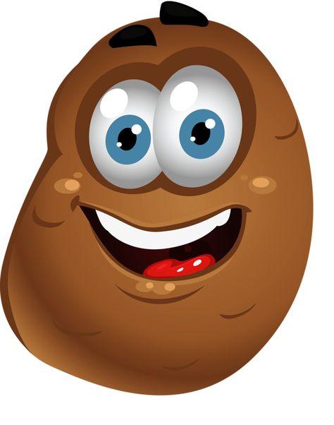 Potatoes Clipart