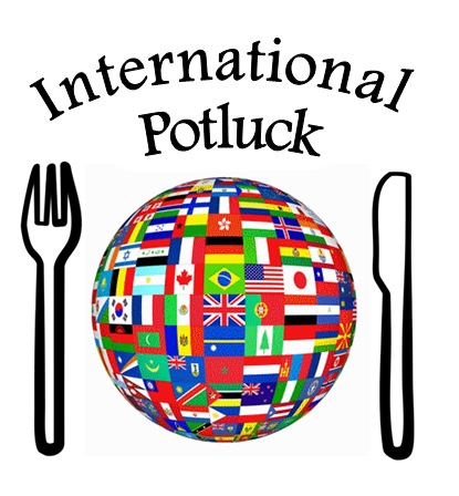 415x448 Holiday Clipart Potluck Lunch