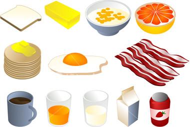 380x254 Breakfast Clipart Breakfast Buffet