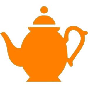 300x300 Free Teapot Clip Art Pictures