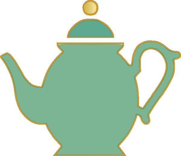 600x518 Kettle Clipart Teapot Cup