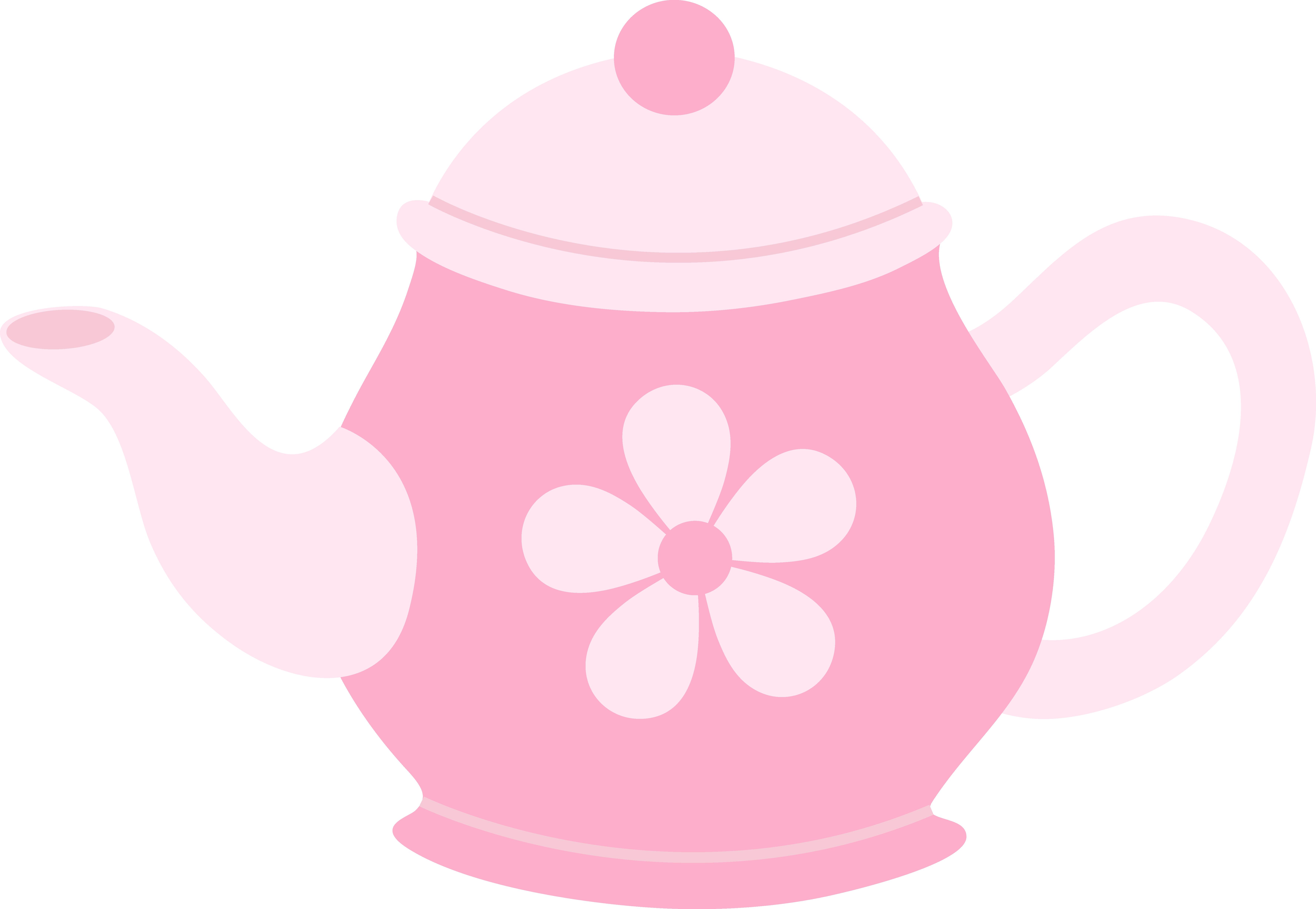 7108x4910 Teapot Tea Pot Clipart 5