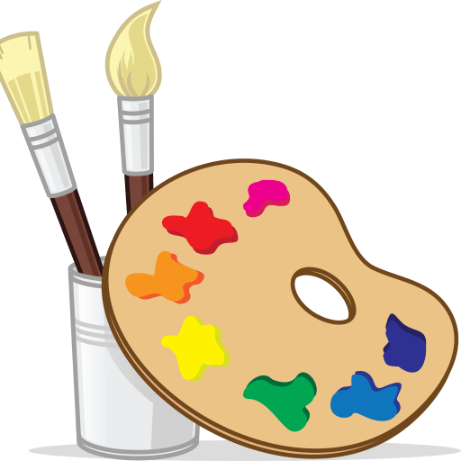 512x512 Ceramic Clipart Pottery Painting