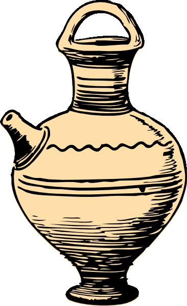 366x600 Pottery Clip Art