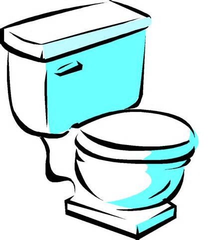 417x480 Potty Bathroom Clipart 9