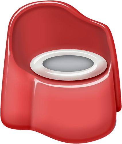 425x500 Potty Images About Bathroom Clipart On Pink Fish