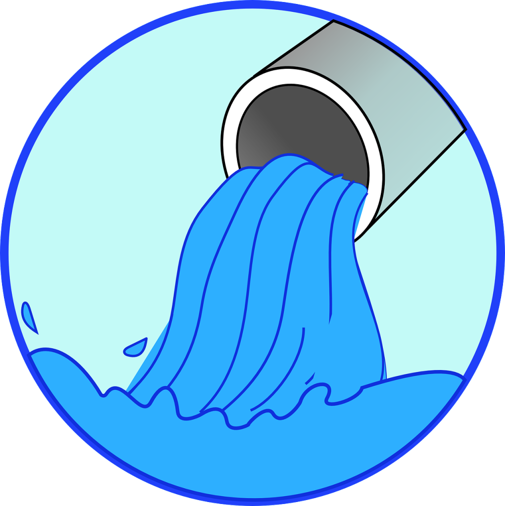 1021x1023 Pouring Water On Someone Clipart