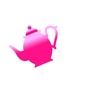 300x300 Pink Tea Pot Pouring Clipart, Cliparts Of Pink Tea Pot Pouring