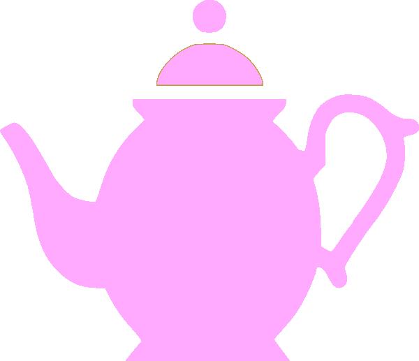 600x517 Teapot Pouring Clip Art