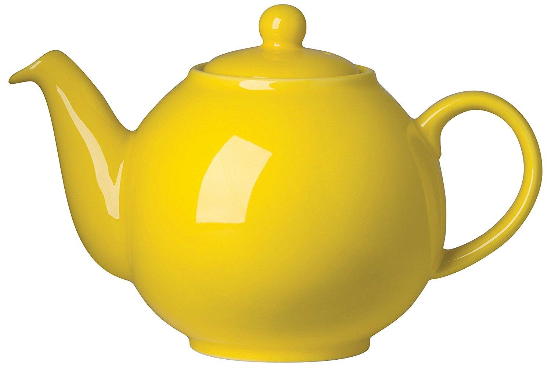 1500x1000 London Pottery Medium Globe Teapot, 6 Cup Capacity