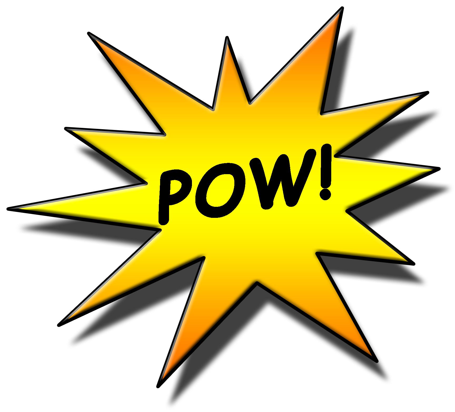 1728x1566 Batman Pow Clipart