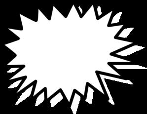298x231 Explosion Blank Pow Clip Art
