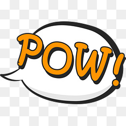 260x260 Pow Png Images Vectors And Psd Files Free Download On Pngtree
