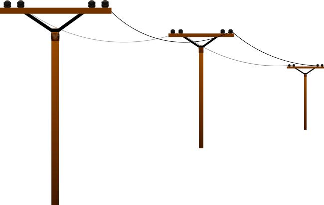 650x412 Power Line Clip Art Clipart