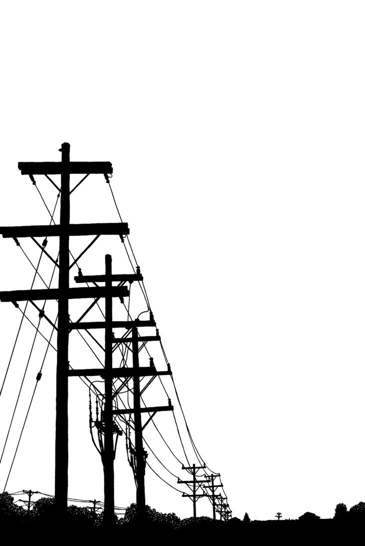 731x1092 Clip Art Power Lines Clip Art