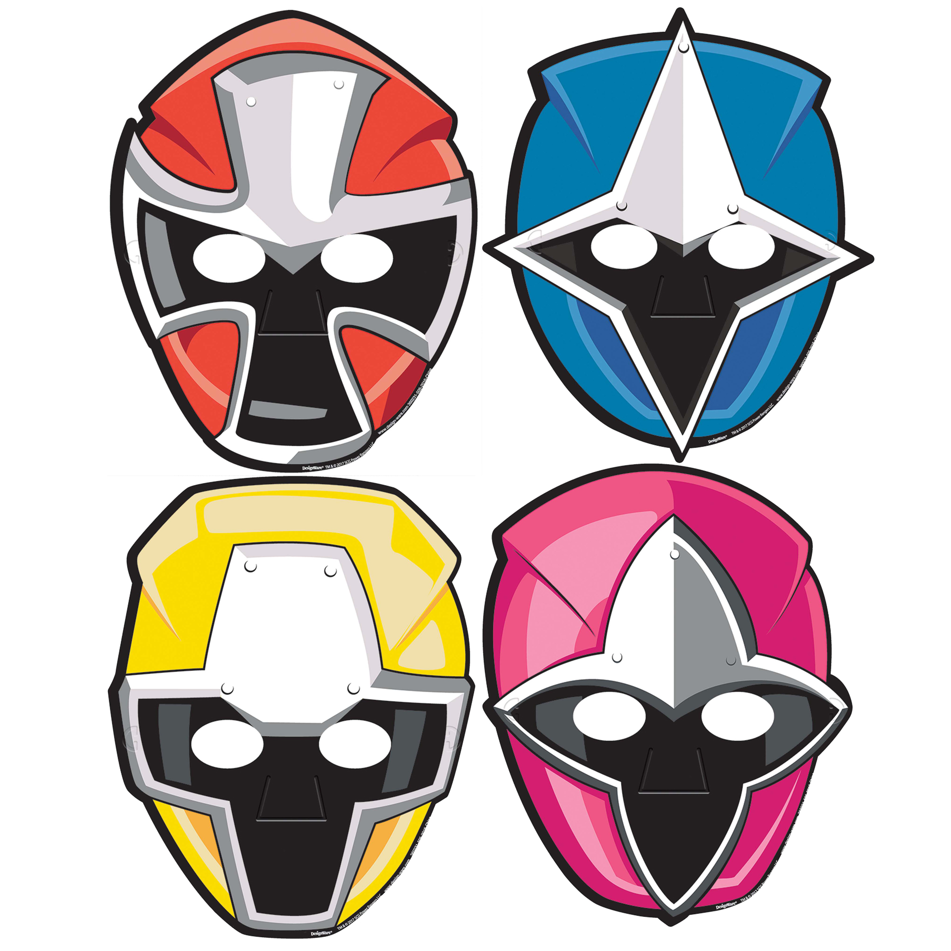 1920x1920 Power Rangers Birthday Party Supplies, Theme Party Packs