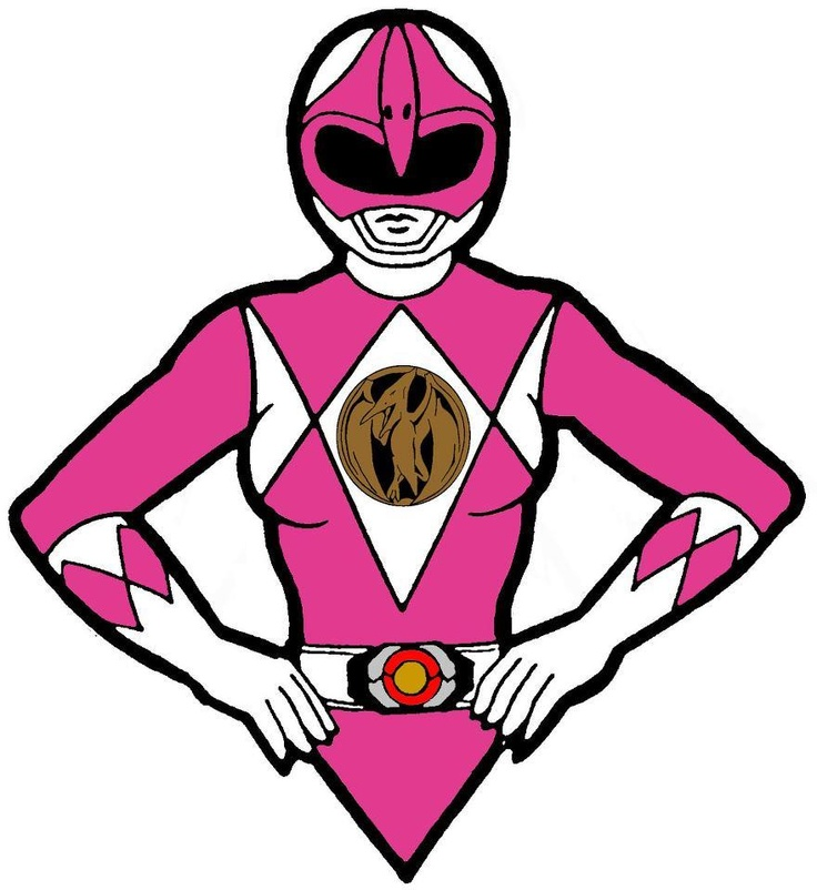 Power Ranger Clipart Free