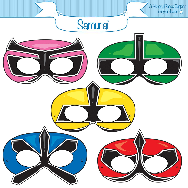 1500x1500 Masks Clipart Power Ranger