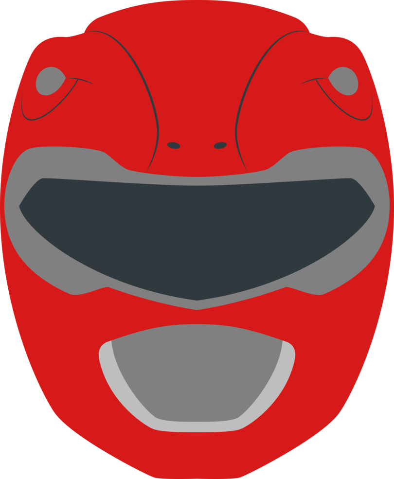 810x985 Red Ranger