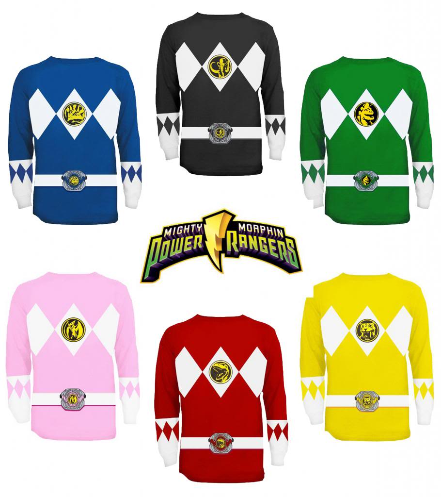 910x1024 Adult Tv Show Mighty Morphin Power Rangers Ranger Costume Long