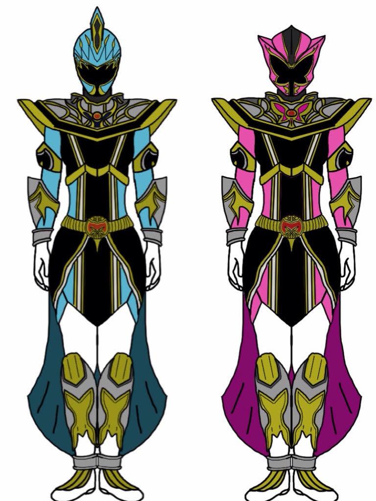 768x1024 Power Rangers Ancient Age. Vida And Madison Evil By Eddmspy