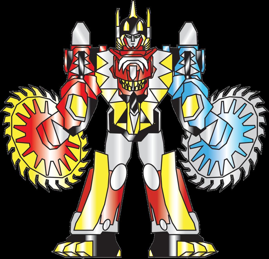 1024x989 Power Rangers Dino Thunder By Nobird27