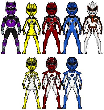 337x357 Power Rangers Jungle Fury Tokusatsu Microheroes Wiki Fandom