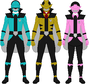 283x269 Super Sentai + Power Rangers Favourites By Zyuoh Eagle