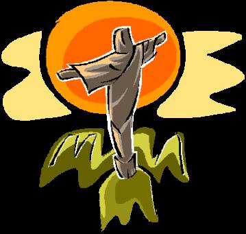 359x341 God Clip Art