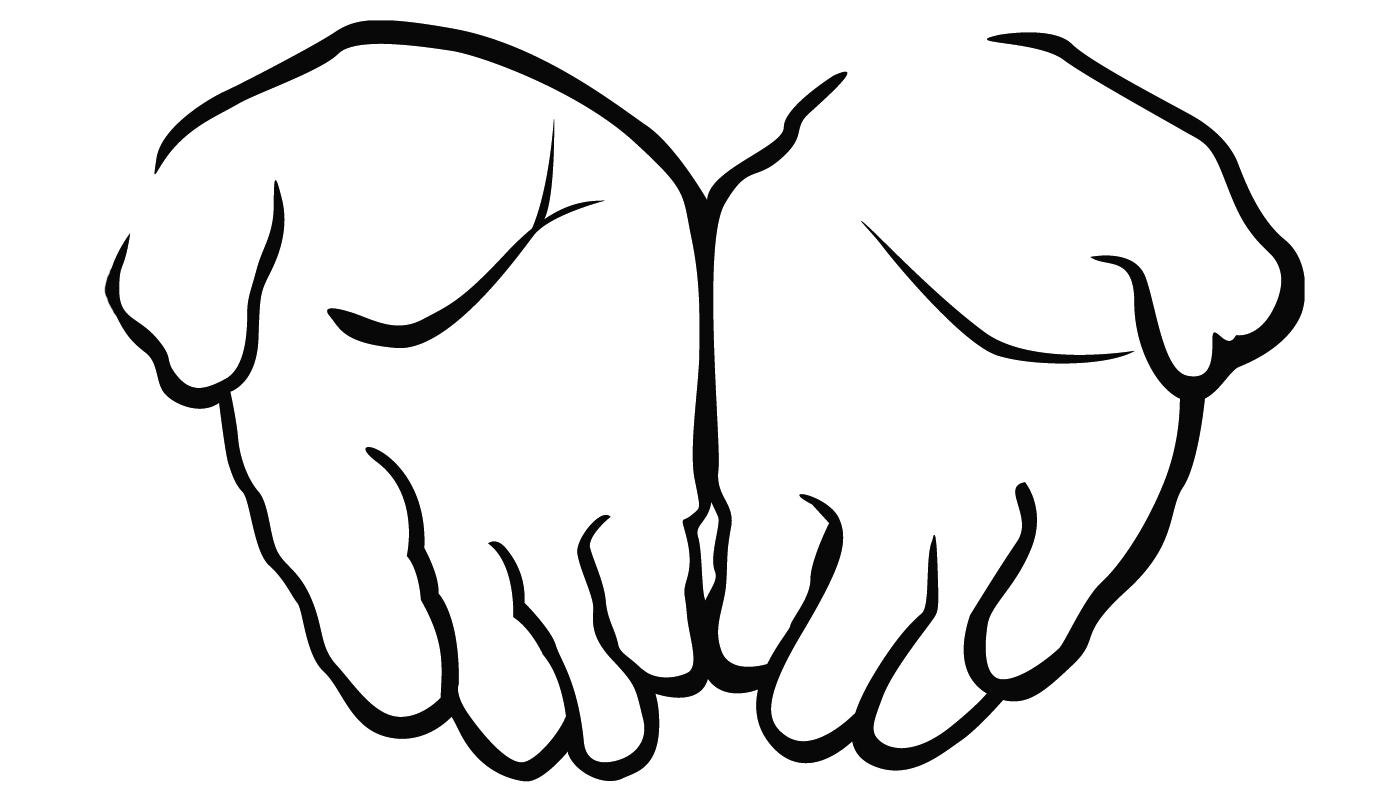 1400x800 Best Open Praying Hands Clip Art Images Free Vector Art, Images