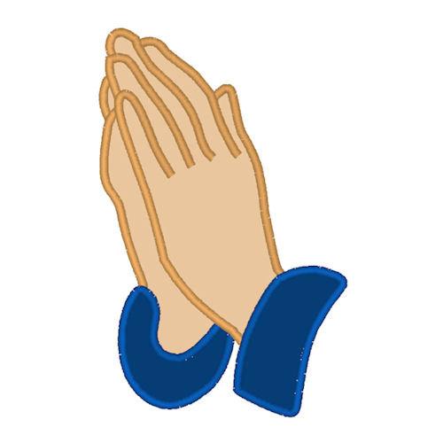 500x500 Praying Hands Praying Hand Child Prayer Clip Art