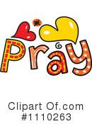 130x175 Pray Clipart