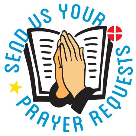 450x450 Prayer Requests Baildon Methodist Church