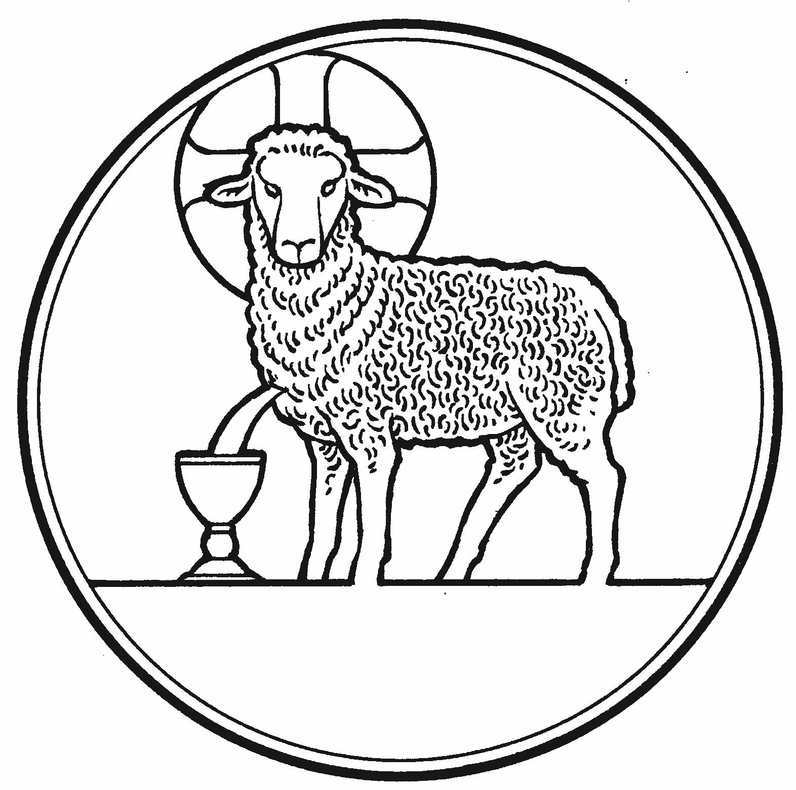 1572x1560 Lamb Of God Clip Art Black And White Take A Look