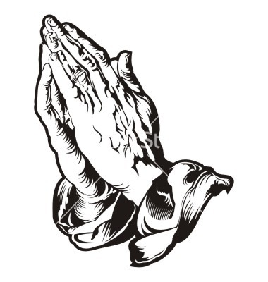 380x400 Praying Hands Praying Hand Prayer Clipart Image 9 4 3