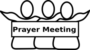 298x165 Prayer Meeting 2 Clip Art
